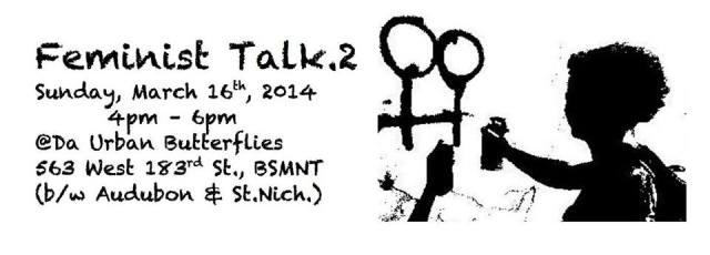 Feminist Talk 2!